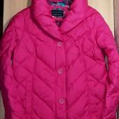 Оригинальная пуховая куртка Per una,размер L.
