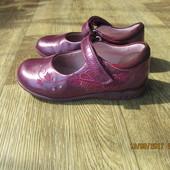 Детские туфли Сlarks, 17 см
