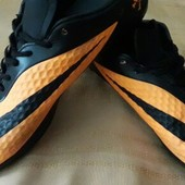 Бутсы копы фирменные Nike HyperVenom р.45-28.5см.