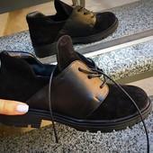 Туфли-ботиночки Style.
