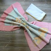 Одеяло тёплое+плед в подарок