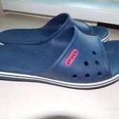 Новые Crocs Crocband р-р 41-42(28см)
