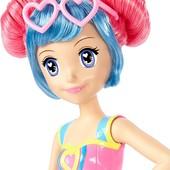 Barbie video game hero pink eyeglasses