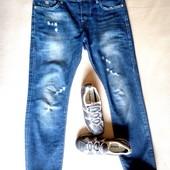 Крутые мужские джинсы Scotch&soda. Разм. 30/32