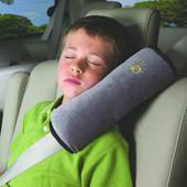 Подушка-накладка на ремень безопасности для детей