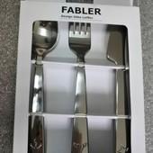 Продам набір столових приборів дитячий, Ikea Fabler