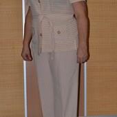 Шикарный  костюм двойка пиджак и брюки