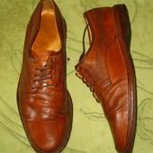 Туфли броги Lloyd Оригинал 42 -42.5 р-р стелька - 28 см, в прекрасном  состоянии, полностью кожда, м