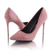 Элегантные классические женские туфли лодочки