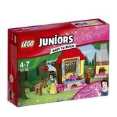 Lego Juniors Лесной домик Белоснежки 10738