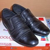 Черные классические туфли 35 размера