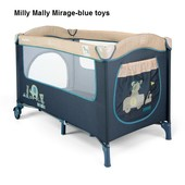 Манеж-кровать Milly Mally Mirage
