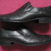 Solid (41,5, 26,5 см) кожаные туфли мужские