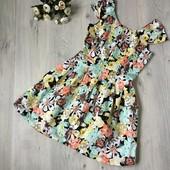Фирменное платье Vila, размер S