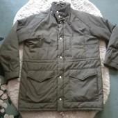Подовжена чоловіча куртка