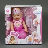 Кукла Пупс функциональный с аксессуарами 8009-442