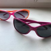 Детские солнцезащитные очки (2 шт за 50 грн)