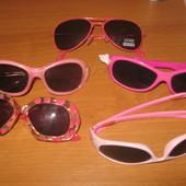 очки детские солнцезащитеые