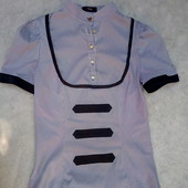 блузка в школу на подростка