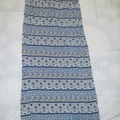 Фирменная длинная юбка р. 16, европ.44,наш 48 50