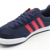 Мужские кроссовки Adidas 41,42,43,44,45,46 размер
