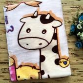 Детское тёплое двойное одеяло