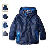 Зимняя куртка три сезона, 5 лет, 3 в 1 Rugged Bear