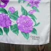 Chanel  винтажный платок