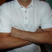 Стильная тениска поло футболка бренд General л-хл