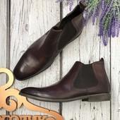 Мужские ботинки челси Base London с винтажным эффектом   SH3512
