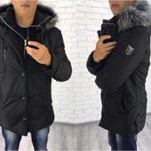 Куртка-пальто мужская *-15* синтапон 200 (2с