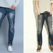 W34 L32, поб 48-50 серые! узкачи, рванки! джинсы скинни Camargue новые с бирками!
