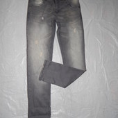 W34 L32, поб 48-50 узкачи, рванки! джинсы скинни Camargue новые с бирками!
