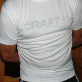 Спортивная фирменная футболка Craft (Крафт) л-м .