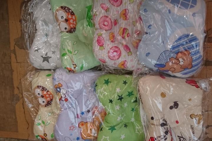 Ортопедическая подушка для новорожденных фото №1