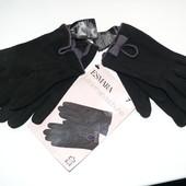 Перчатки замшевые Esmara Германия р7, 7,5