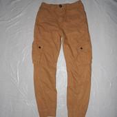р. 140-146-152, моднявые джинсы F&F для крутого парня