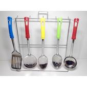 Кухонный набор цветной из 5 предметов
