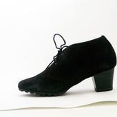 39 р Замшевые ботинки Caprice  Германия
