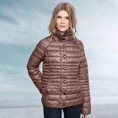 Женская стеганая куртка с пропиткой ecorepel Tchibo, Германия евро 48