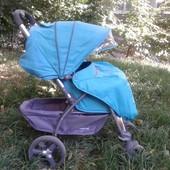 Прогулочная коляска Espiro Prego в отличном состоянии