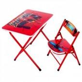 Раскладной стол со стулом (DT19)