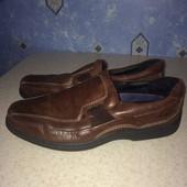 Кожаные ботинки Marks&Spencer  43p