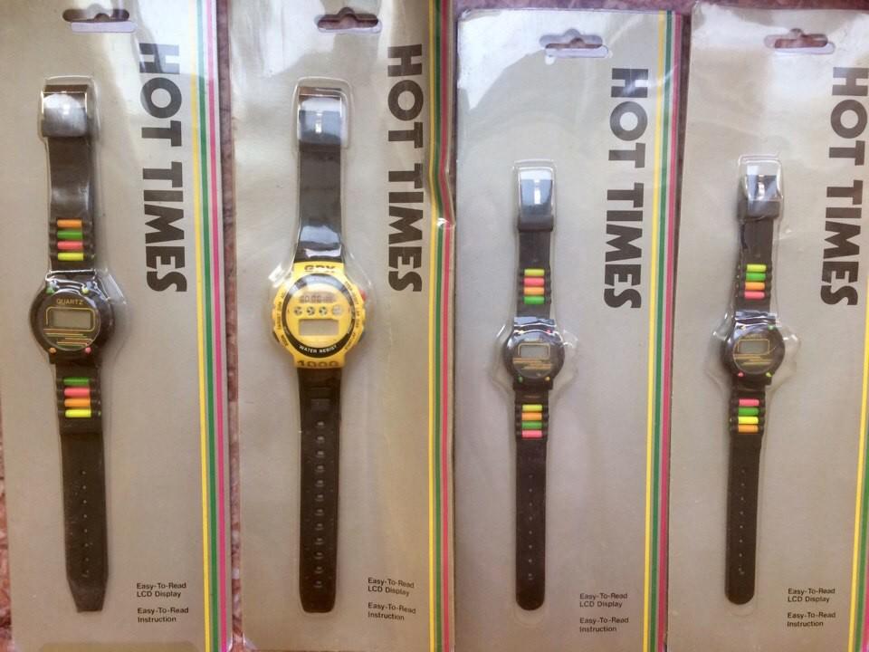 Распродажа. детские и подростковые наручные часы фото №1