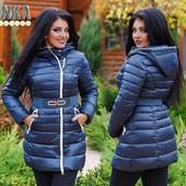 Куртка зимняя 46~56 Размеры (3