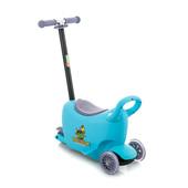 Детский беговел-самокат 'Enjoy' G2 Blue Babyhit Китай голубой 12125610