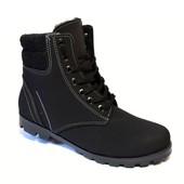 Ботинки зимние женские с утеплителем (АН-12)