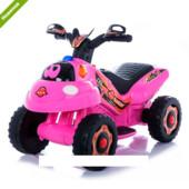 Детский мотоцикл M 3558E-8 розовый