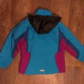 р.164, лыжная термо-куртка