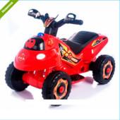 Детский мотоцикл M 3558E-3 красный